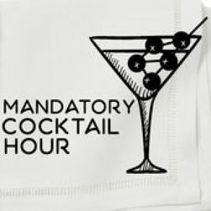 Joe Houde, Mandatory Cocktail Hour, Kathleen Minogue, podcast, Crowdfund Better