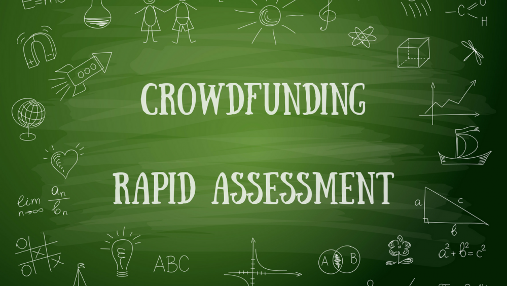 Crowdfund Better, Crowdfunding Rapid Assessment Package, crowd funding for business, crowdfunding report card, crowdfunding for business, campaign assessment, crowdfunding consultant
