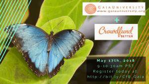 Gaia Radio, Gaia University, Crowdfund Better, social enterprise, crowdfunding, alternative funding, webinar, entrepreneurship, transformation, small business, what is crowdfunding, crowdfunding for business, community