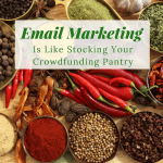email marketing, foodpreneur, PieShell, Crowdfund Better, Kathleen Minogue, pantry, food business, small business, black owned business, latina owned business, woman owned business, entrepreneur, mailshake, yesware, mailchimp, gmail, bulk email checker